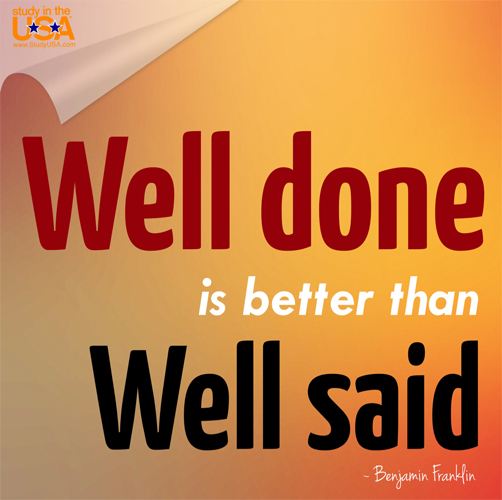 blog Image Quote by Benjamin Franklin