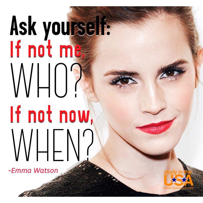 blog Image Quote by Emma Watson