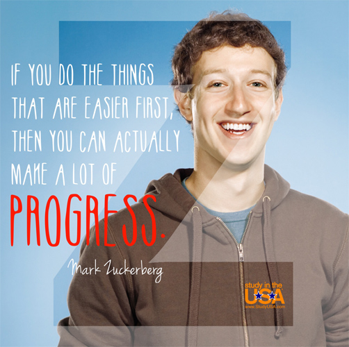 blog Image Quote by Mark Zuckerberg